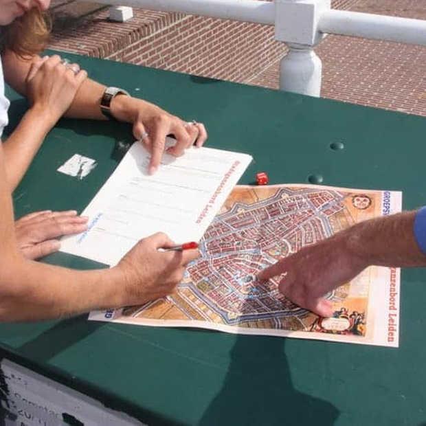 Alternatief uitje deze zomer: levend ganzenbord spelen in een Nederlandse stad
