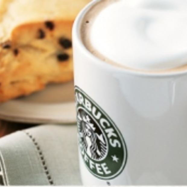 Mobiel betalen bij Starbucks