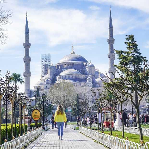 De acht leukste dingen om te doen in Istanbul