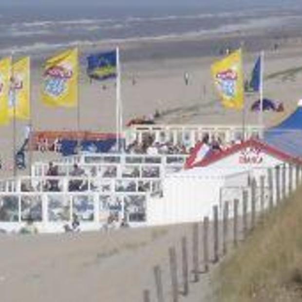 Goed seizoen voor strandpaviljoenhouders