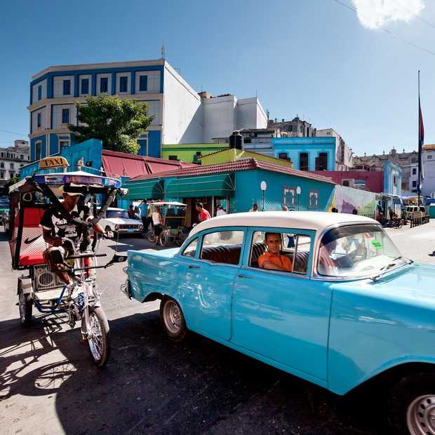 Docu: deze fotograaf maakte één straatfoto in alle landen