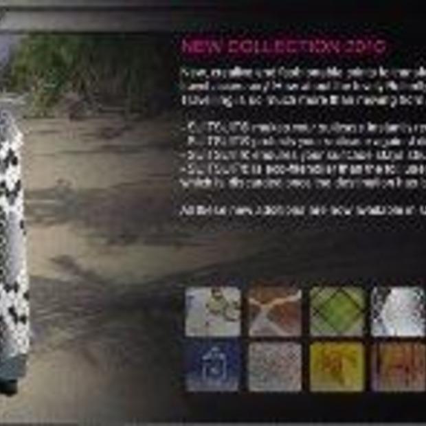 Nieuwe collectie kofferhoezen SUITSUIT