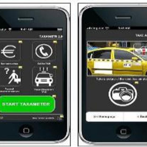 Taximeter app, nooit meer opgelicht worden!