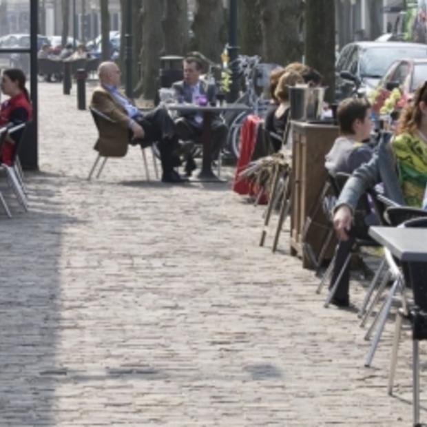 Duurste terrasjes in Den Haag, goedkoopste terrasjes in Nijmegen [Onderzoek]