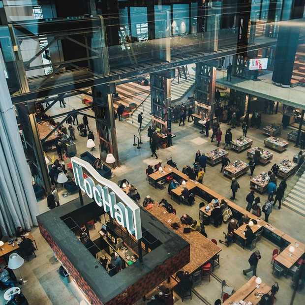 Deze fabriekshal in Tilburg is uitgeroepen tot mooiste gebouw ter wereld