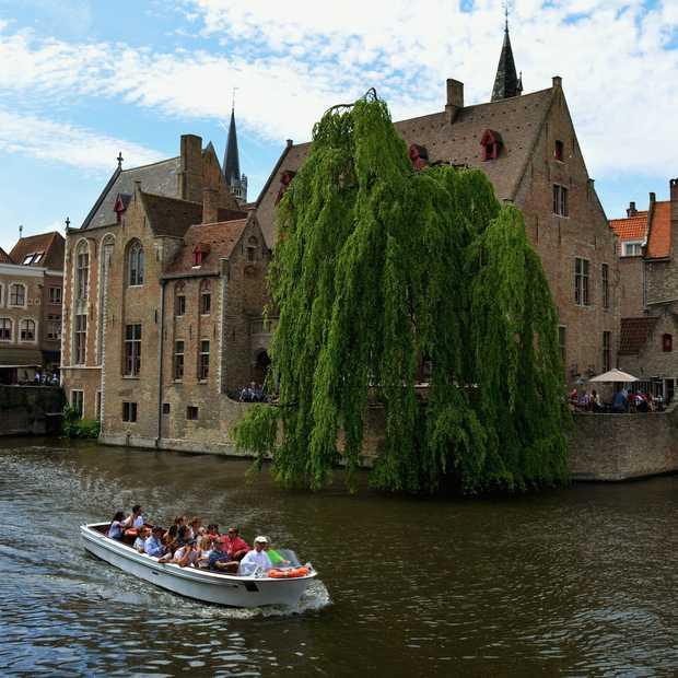 Een weekendje verdwalen in romantisch Brugge