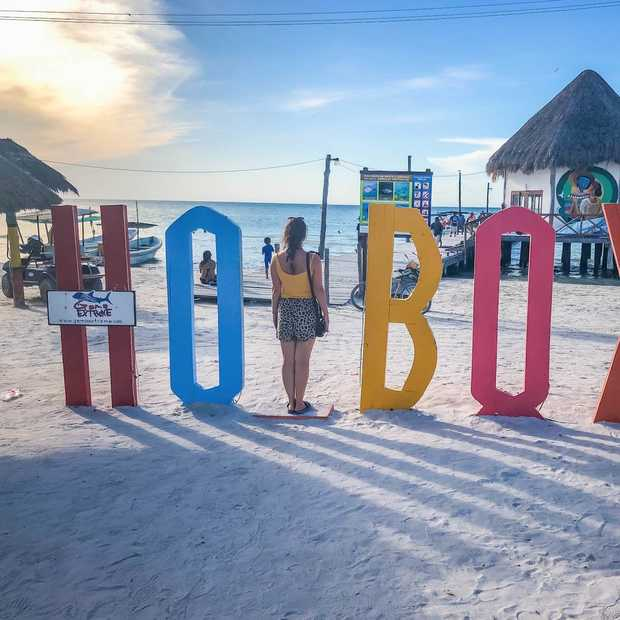 Chillen op Isla HolBox in Mexico doe je zo!