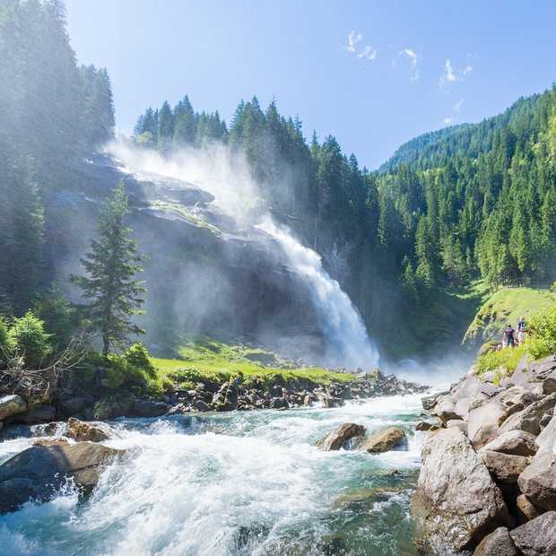 De vier leukste dingen om te doen in de regio Salzburg