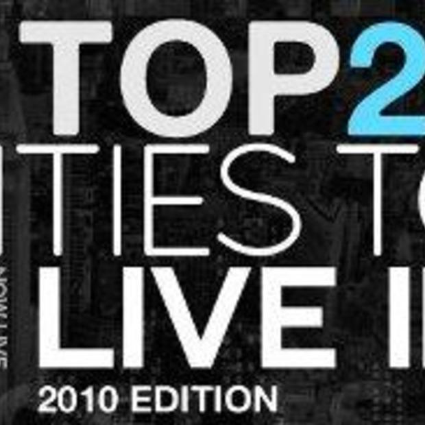 Top 29 steden voor de man om te leven!