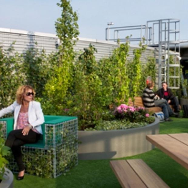 Nieuw op Schiphol: Airport Park