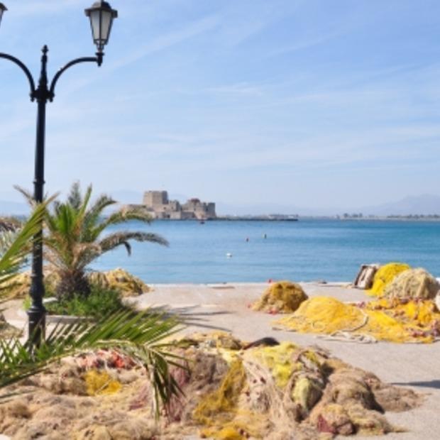 Griekenland weer populair voor zonvakanties, ondanks de crisis