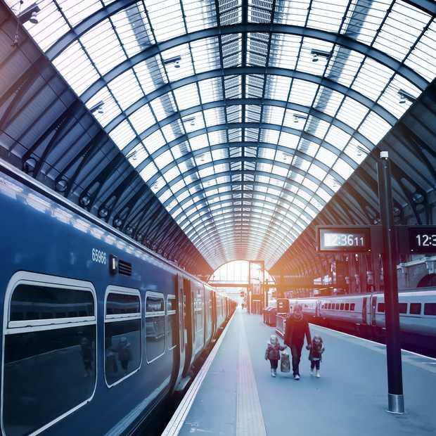 Vanaf eind april kun je zonder overstappen met de trein naar Londen