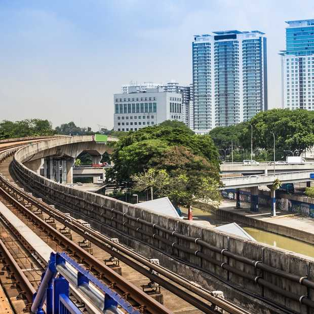 In 90 minuten met de trein van Singapore naar Kuala Lumpur