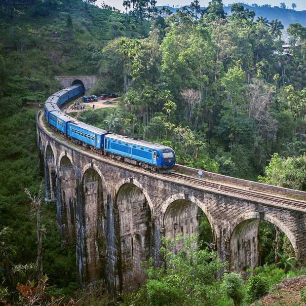 De treinreis van je leven: de wereld rond in 56 dagen