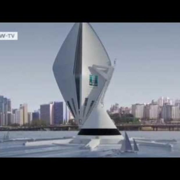Video: De toekomst: vliegende hotels?