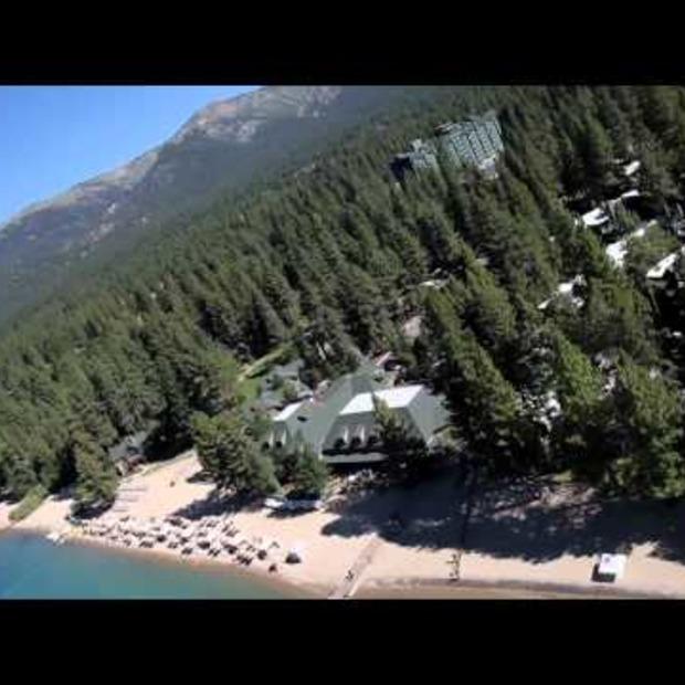 Video: Stuntman boekt hotel tijdens vrije val!