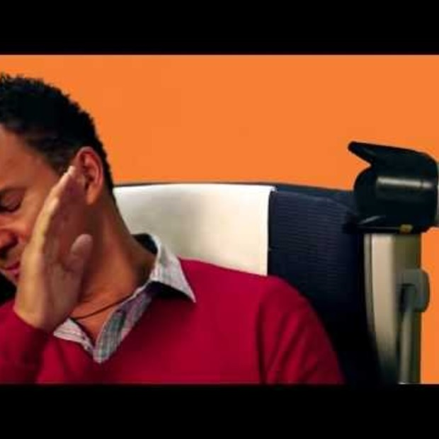 Video: KLM Be my Guest met Ruud Gullit