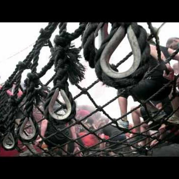 Video: Eerste Fisherman's Friend Strongmanrun in Nederland