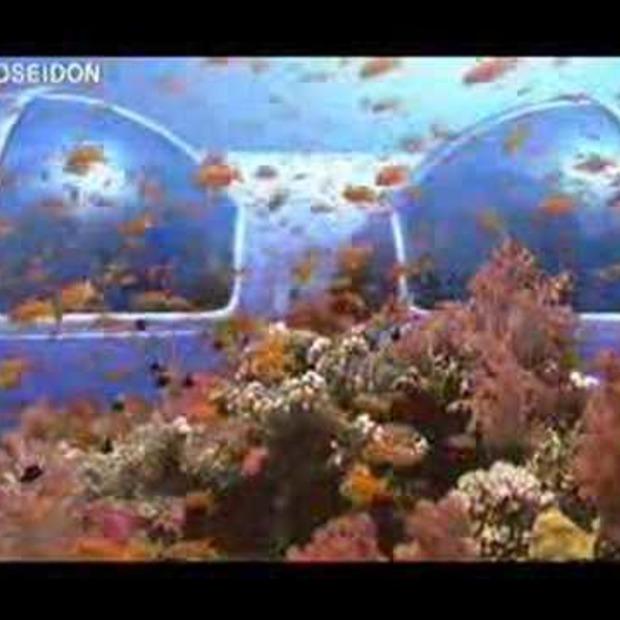 Video: Een onderwaterresort.... fabel of waarheid?