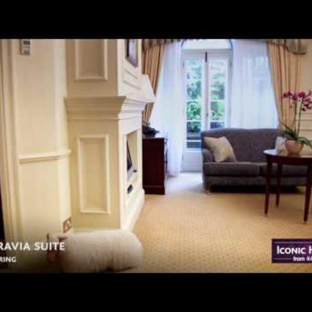 Video: The Goring hotel London