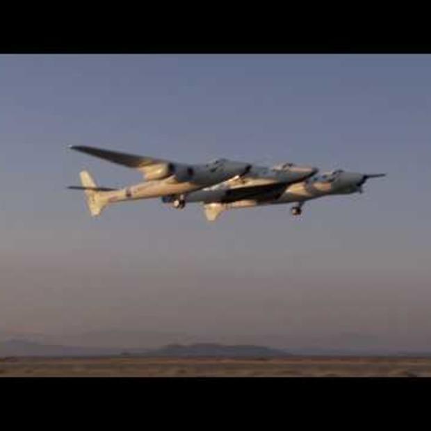Video: Testvlucht VSS Enterprise