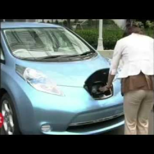 Video: Nissan Leaf