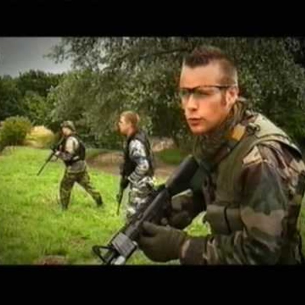Video: Airsoft