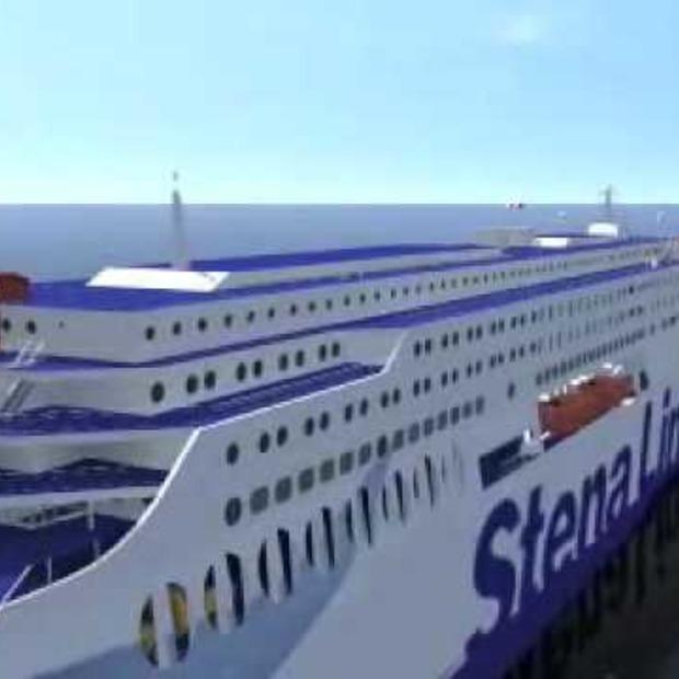 Video: Stena Hollandica