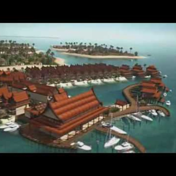 Video: The World - Dubai