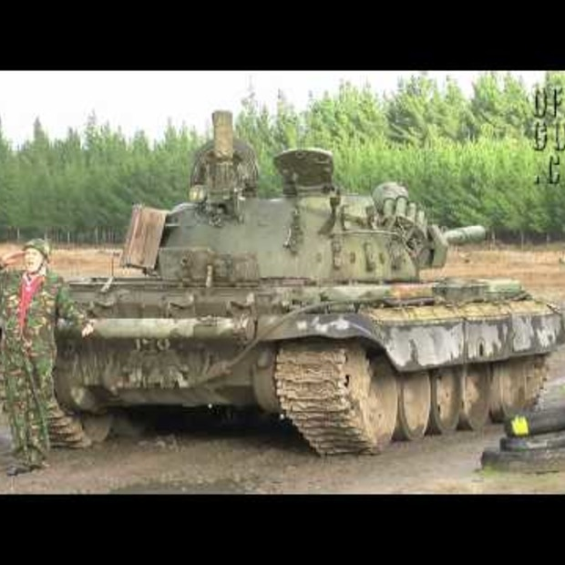 Video: Tanks for everything