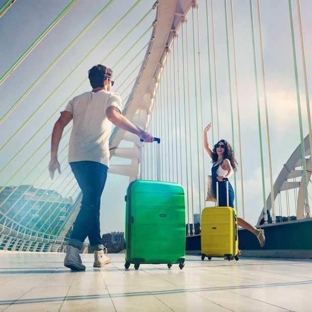 Welk type reiziger ben jij? Vertel het ons en win een koffer!