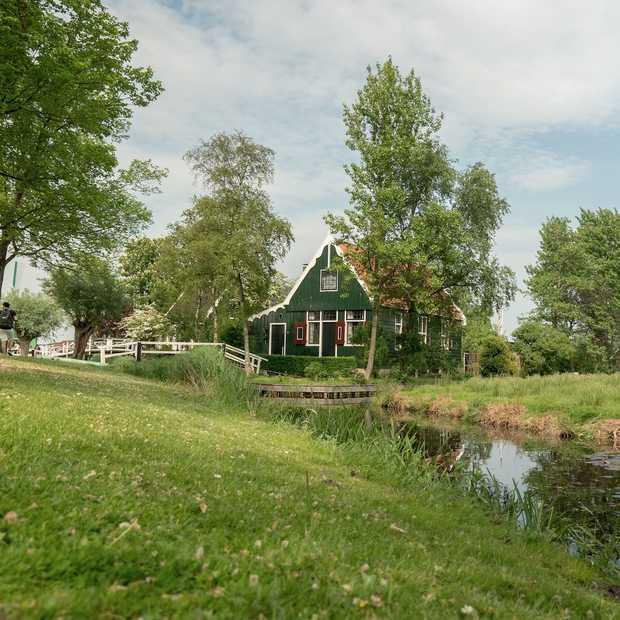 Je kunt nu in Nederland een contactloos huisje in de natuur boeken