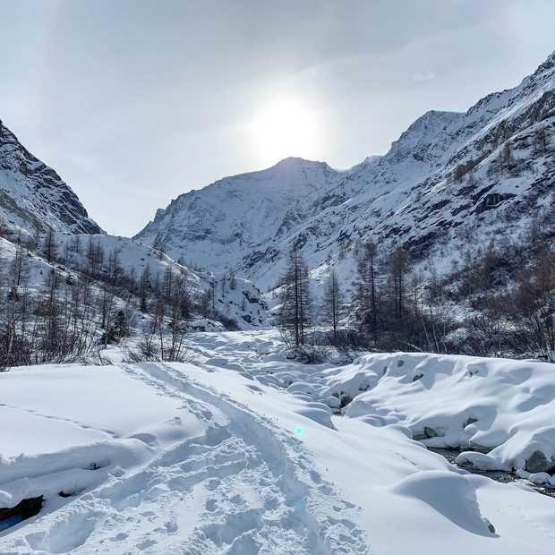 Winter in Wallis: ontdek de rust en charme van Val d'Anniviers