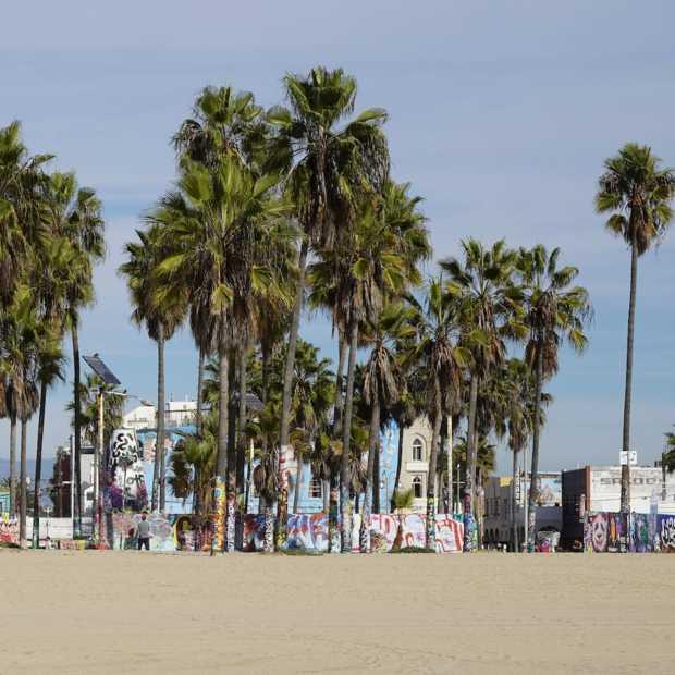 Venice Beach: voor liefhebbers van street art en een hippie lifestyle