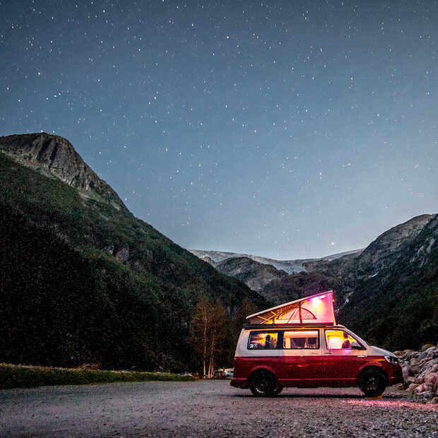 Vanlife is hip: de voor- en nadelen van reizen met een camper