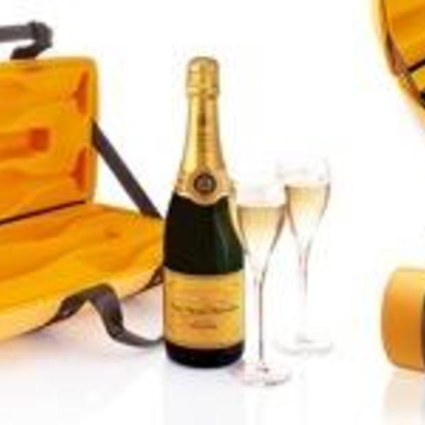 Veuve Clicquot Traveller: luxe voor onderweg