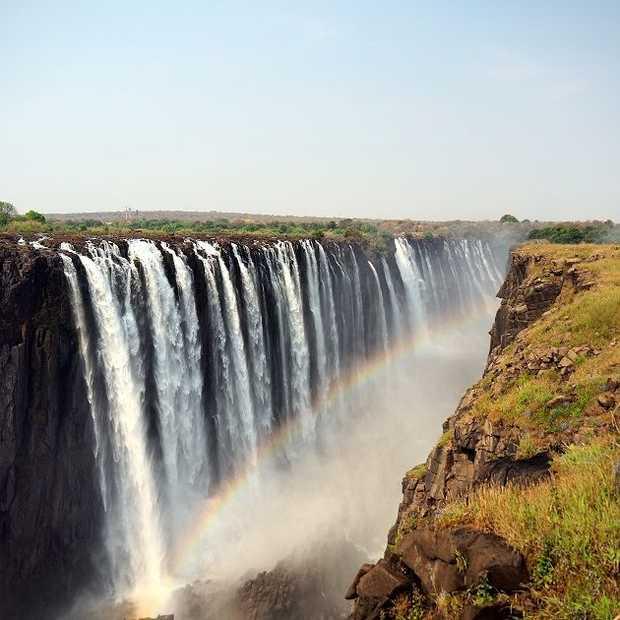 Victoria Falls: bezoek de breedste watervallen van Afrika