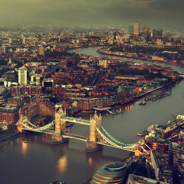 Londen in één dag door de ogen van Instagrammers