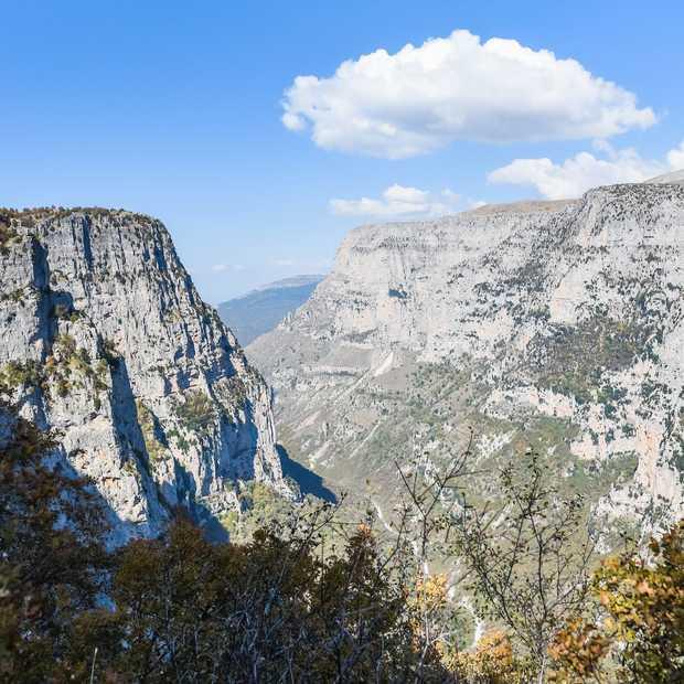 De Vikos kloof: het natuurwonder van Noord-Griekenland
