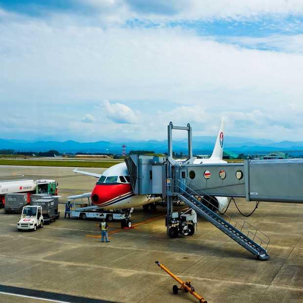 Een vliegveld bouwen is een ingewikkelde klus