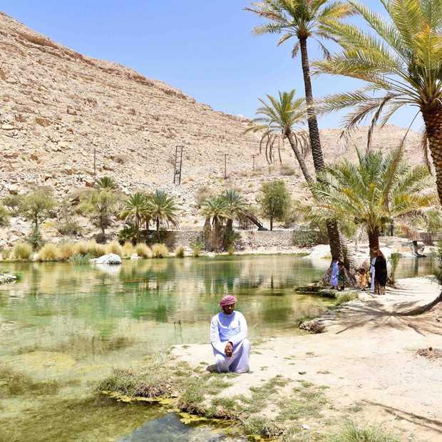 Wadi Bani Khalid: een paradijs in de woestijn van Oman