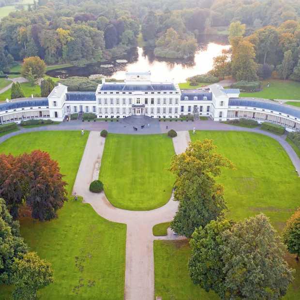 Je kunt deze zomer wandelen door het park van Paleis Soestdijk