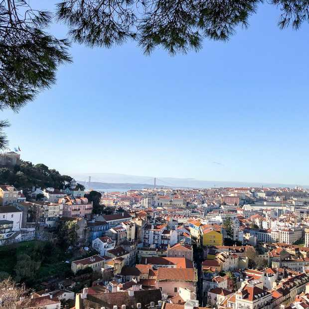 Een weekend Lissabon met een baby of peuter: doen!