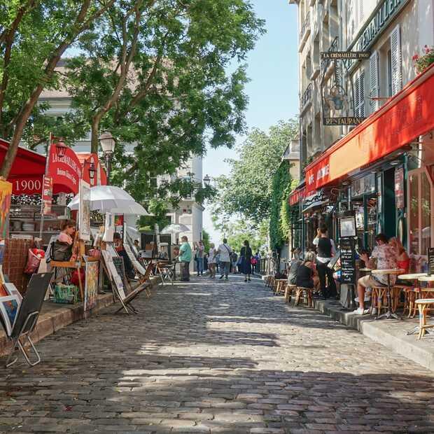 Dit zijn de 5 leukste wijken van Parijs