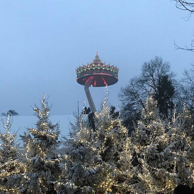 Kom in de ultieme winterse sfeer in de Winter Efteling!