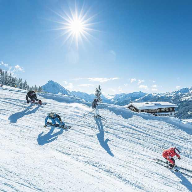 De zes leukste skidorpen in het Oostenrijkse SalzburgerLand