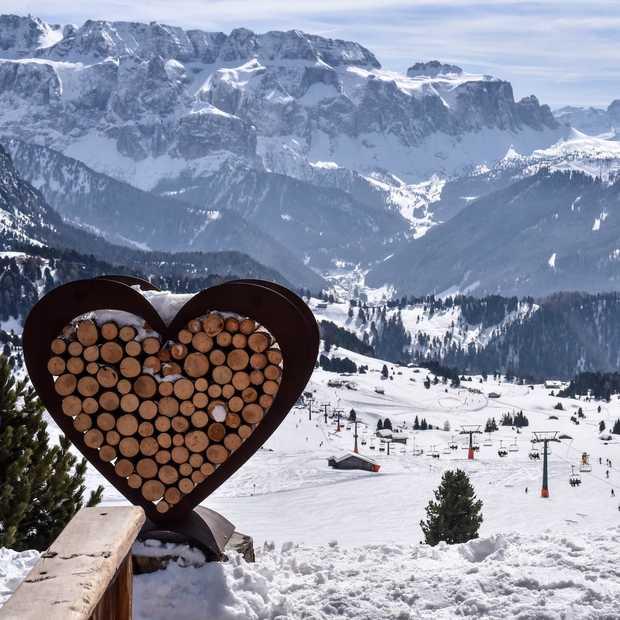 Val Gardena is hét wintersportparadijs voor foodies