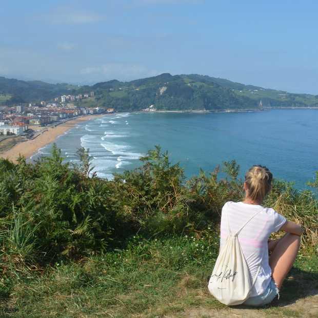 Zarautz is het Spaanse paradijs waar je leert surfen