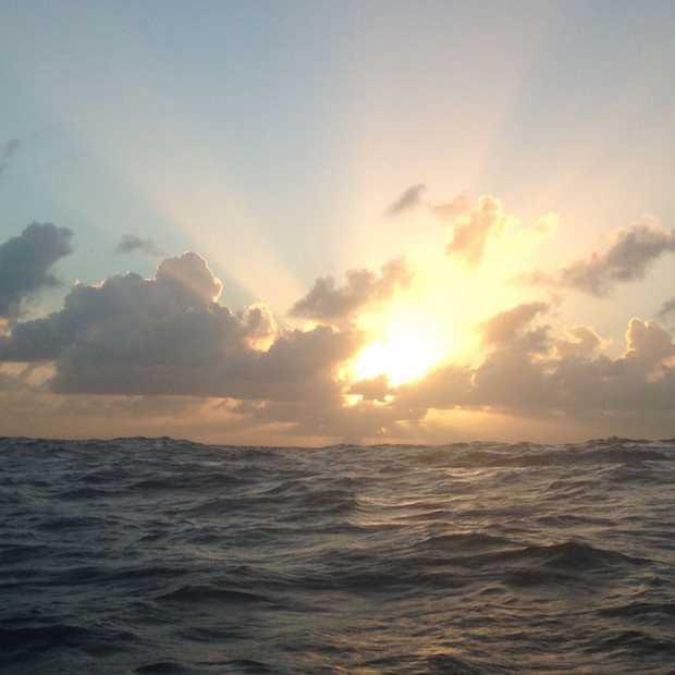 Zeilend naar de Caraïben - deel 2