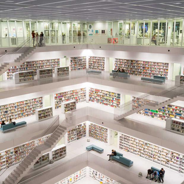 Dit zijn de zeven mooiste bibliotheken ter wereld